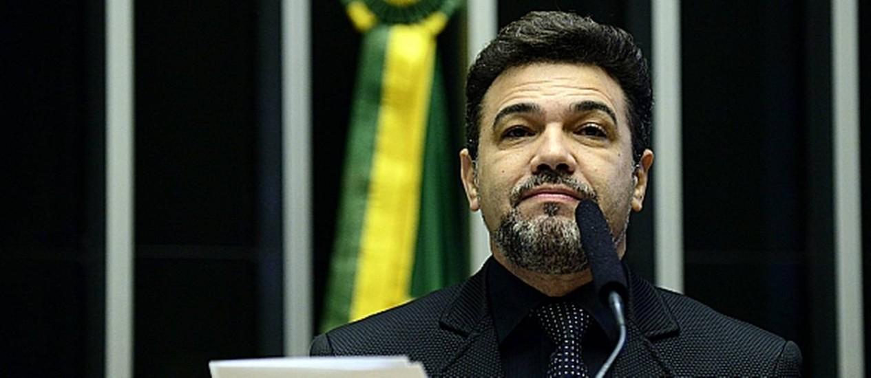 Deputado federal Marco Feliciano (PSC-SP) Foto: Agência Câmara