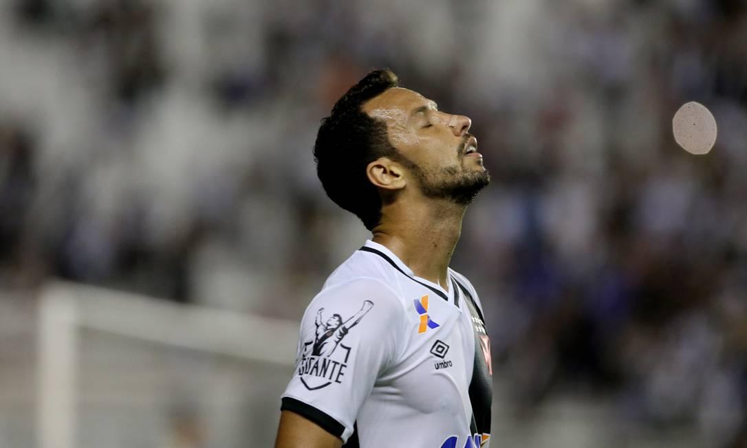 Nenê lamenta chance perdida Guilherme Pinto / Agência O Globo