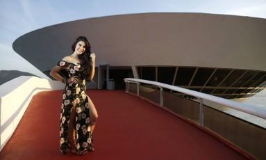 Bianca no MAC: peça fica em cartaz amanhã e domingo Foto: Fabio Rossi