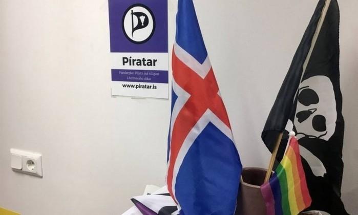 Partido fundado por hackers e anarquistas é favorito na Islândia