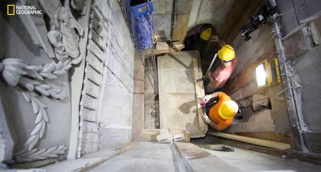 Tumba onde Jesus foi sepultado é aberta pela primeira vez em séculos -  Jornal O Globo
