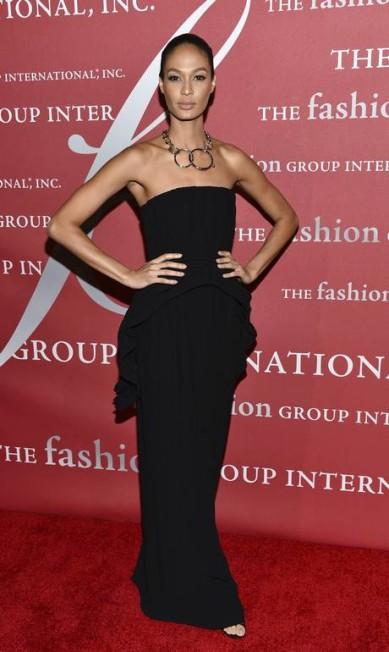 A top model Joan Smalls Evan Agostini / Evan Agostini/Invision/AP