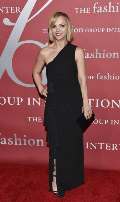 A atriz Christina Ricci Evan Agostini / Evan Agostini/Invision/AP