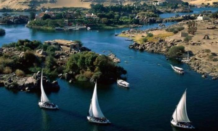 Rio Nilo Foto: Jerzy Strzalecki/Creative Commons