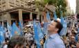 O candidato do PSDB à prefeitura de Porto Alegre, Nelson Marchezan Jr.