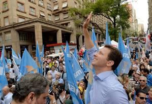 O candidato do PSDB à prefeitura de Porto Alegre, Nelson Marchezan Jr. Foto: Reprodução
