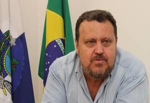 Secretário de estado da educação, Wagner Victer Foto: Zeca Gonçalves/Agência O Globo