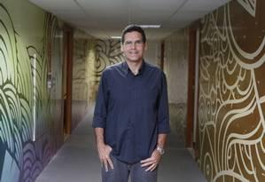 Doutor. Eugênio Lima escreve sobre o autismo Foto: Fabio Rossi