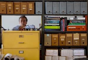 Arquiteto Paulo Mendes da Rocha completa 80 anos como um dos maiores nomes do setor Foto: Pedro Kirilos