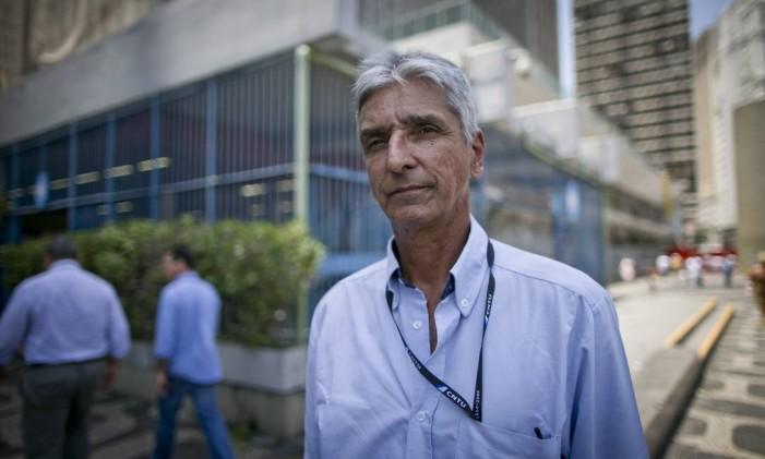 Fernando José, 56 anos Foto: Guito Moreto / Agência O Globo