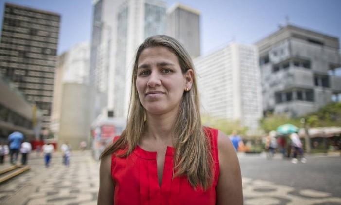 Fernanda Melo, 32 anos Foto: Guito Moreto / Agência O Globo
