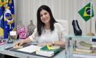 Prefeita de Campos dos Goytacazes, Rosinha Garotinho (PR) Foto: Divulgação prefeitura