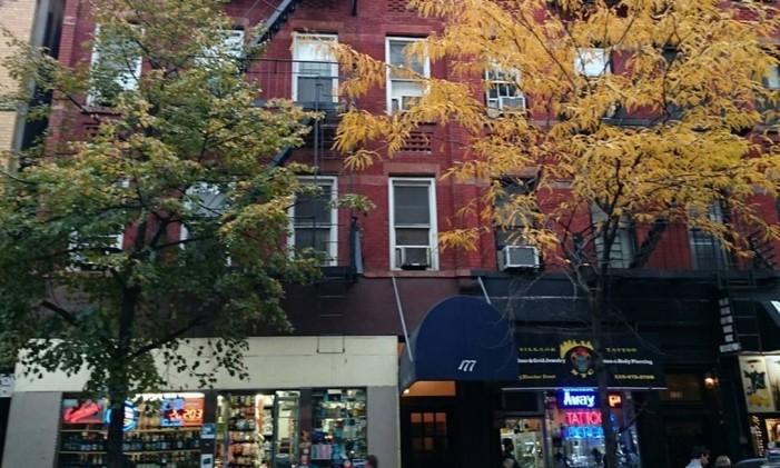 Prédio localizado no endereço do Doutor Estranho Foto: Reprodução/StreetEasy