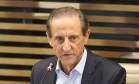 O presidente da Fiesp, Paulo Skaf Foto: Marcos Alves/24-4-2016 / Agência O Globo