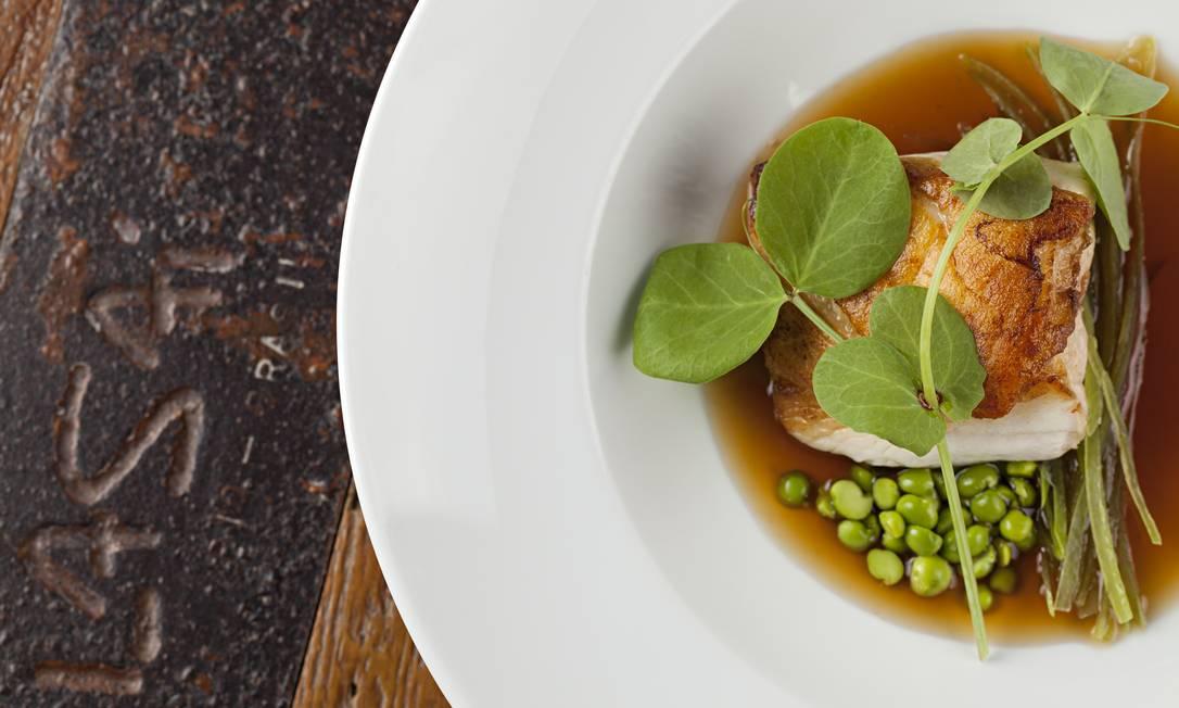 Melhor restaurante contemporâneo: Lasai Rodrigo Azevedo / O GLOBO