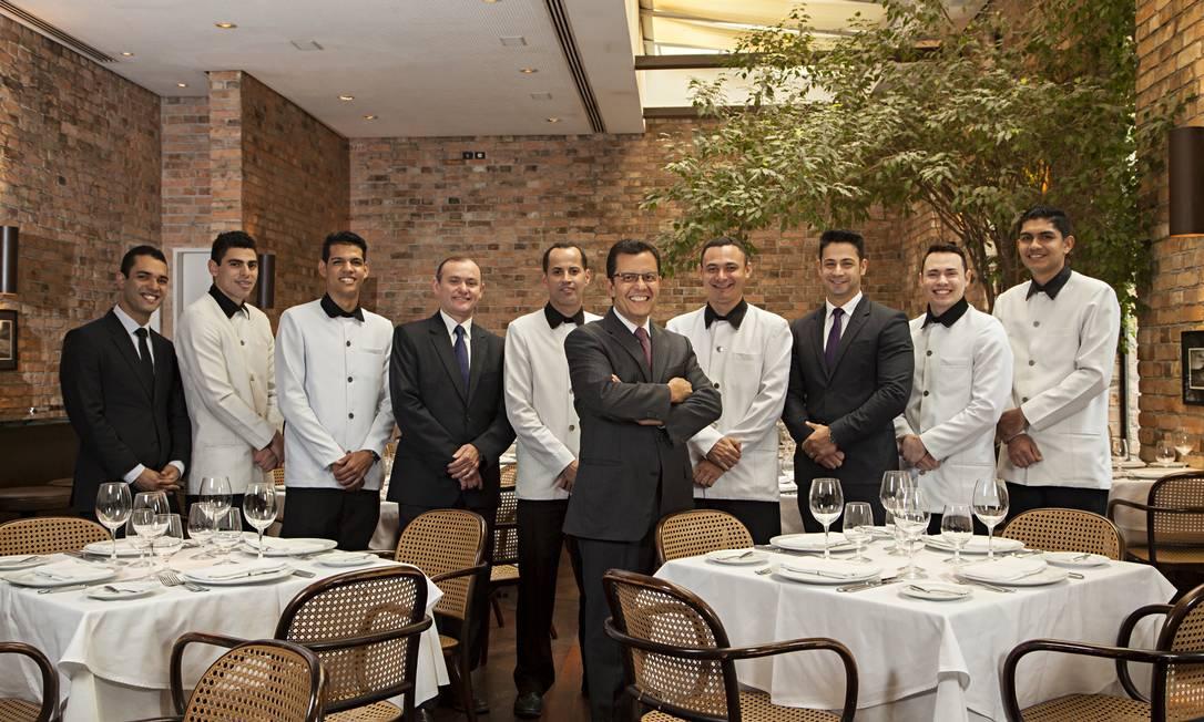 Melhor serviço: Gero Foto: Rodrigo Azevedo / O GLOBO