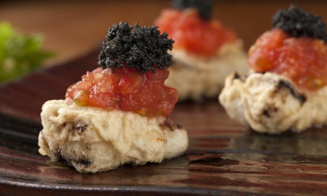 Melhor oriental: Sushi Leblon Rodrigo Azevedo / O GLOBO