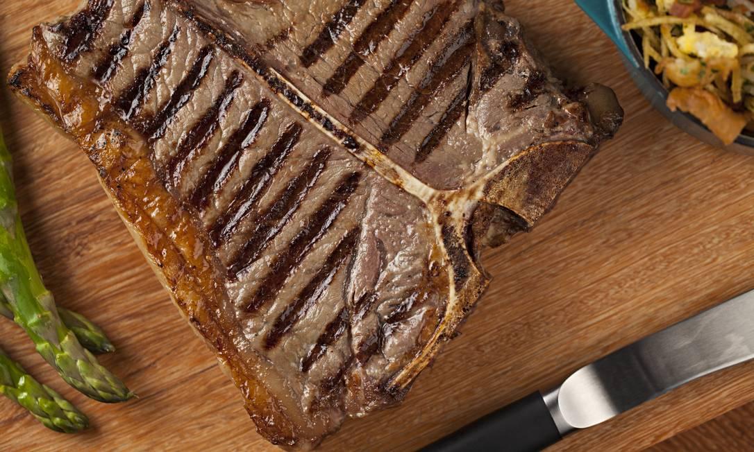 Melhor carne: Esplanada Grill Rodrigo Azevedo / O GLOBO