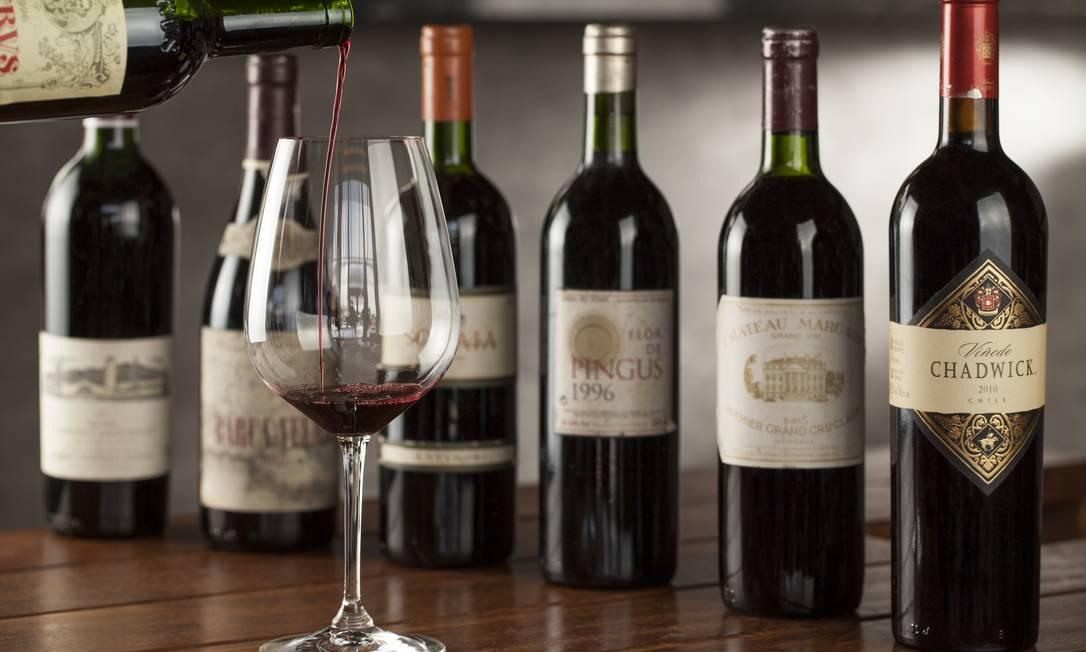Melhor carta de vinhos: Laguiole Foto: Rodrigo Azevedo / O GLOBO