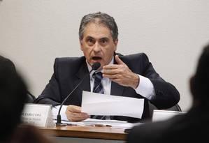 Zarattini vê distorção em candidatos que podem doar fortunas, como foi o caso de João Doria, em São Paulo Foto: Givaldo Barbosa / Givaldo Barbosa/5-5-2015