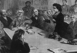 Victoria Woodhull Foto: Reprodução
