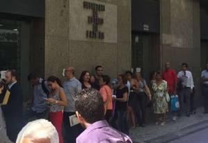 Privilégio de grupo de servidores gera polêmica Foto: Agência O Globo