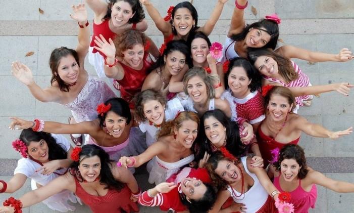 O grupo Mulheres de Chico vai animar a programação de fim de ano do Downtown Foto: Terceiro / Divulgação/Márcia Moreira