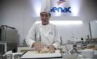Silvana Bianchi ensina como fazer uma legítima família italiana faz a pasta fresca Foto: Agência O Globo