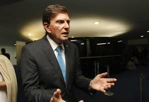 Logo após ser eleito, Crivella disse que reduziria secretarias a menos da metade; agora sua assessoria evita falar em números Foto: Givaldo Barbosa/01-11-2016