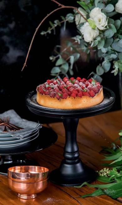 Lembre-se que comemos com os olhos e capriche também na apresentação dos pratos Cacá Bratke / Editora Globo