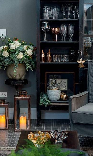 Dentro de casa ou na varanda, as velas nunca são demais - e transformam qualquer cantinho Cacá Bratke / Editora Globo