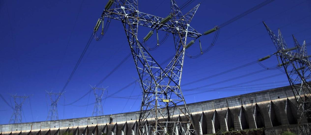 Tarifaço de energia em 2015 ainda pesa na inflação de 2016 Foto: Dado Galdieri / Bloomberg