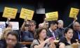 Comissão aprova reajuste para Receita Federal e outras categorias