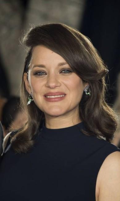Close na beleza de Marion Cotillard VALERIE MACON / AFP