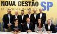 Doria anuncia oito novos secretários para prefeitura de São Paulo