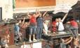 Protesto. Coronel da PM que não impediu a invasão da Alerj foi exonerado