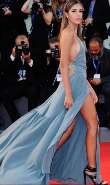 Sistine, de 18 anos, é a mais famosa das três. Ela é modelo e tem contrato com a agência IMG, a mesma de Gisele Bündchen Instagram