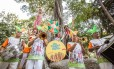 Gigantes da Lira, atração do festival
