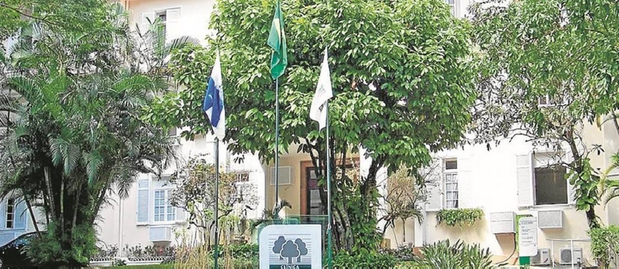 Mudança. A entrada da Clínica São Vicente: unidade de saúde vai para o controle da Rede D'Or Foto: Divulgação