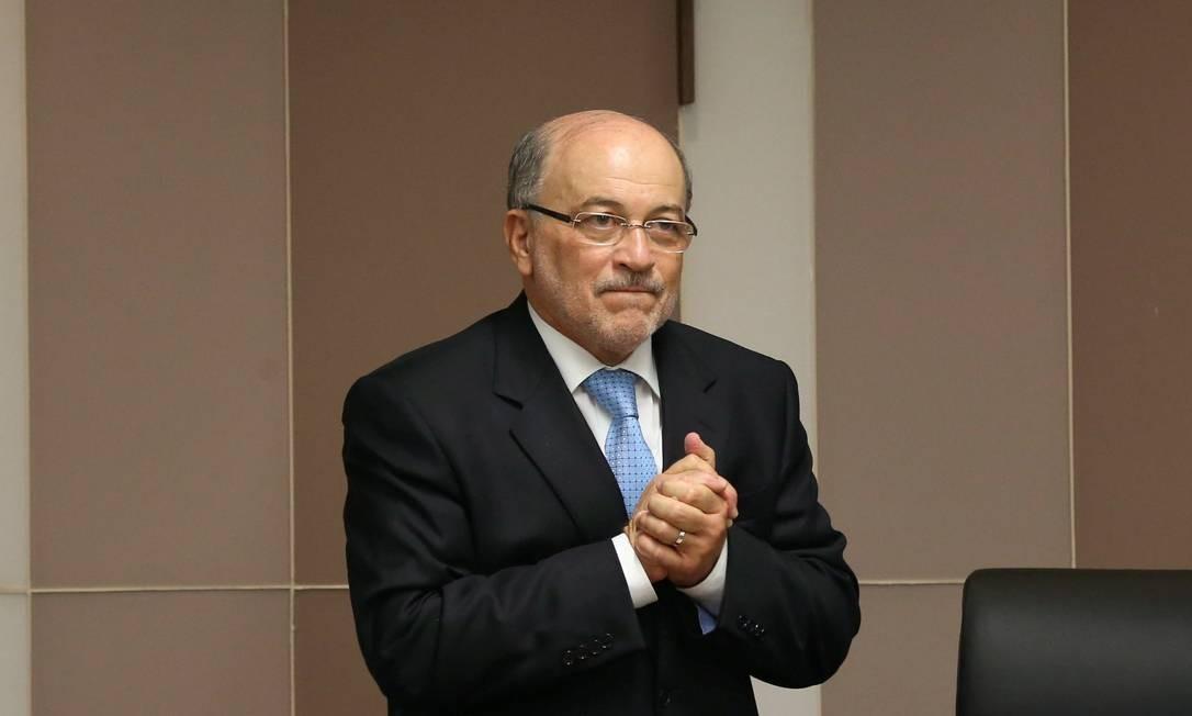 Ministro do TCU Aroldo Cedraz Foto: Ailton de Freitas / O Globo/21-1-2015