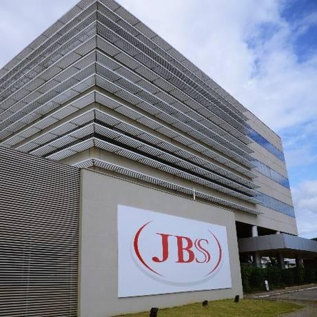 Sede da JBS Food em ItajaÍ, Santa Catarina Foto: Arquivo
