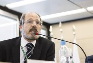 O economista Fabio Giambiagi Foto: Leo Martins / Leo Martins/ 19-09-2012