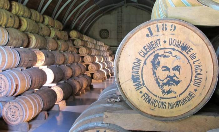 Domaine de L'Acajou. O rum da Martinica é o único com dominação de origem do mundo Foto: Eduardo Maia / Agência O Globo/10-5-2012