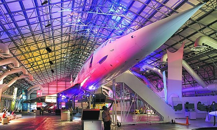 Concorde Barbados Experience Foto: Divulgação