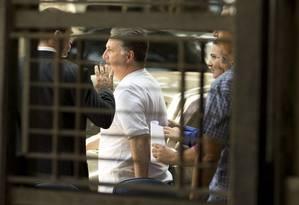 O ex-governador Anthony Garotinho, preso pela PF Foto: Márcia Foletto / Agência O Globo
