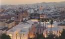 Panorama da cidade de Málaga, na Andaluzia, Espanha Foto: David Head / Divulgação