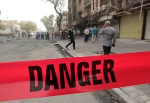 Atentado suicida deixa 16 mortos em casamento no Iraque Foto: Sabad Arar / AFP