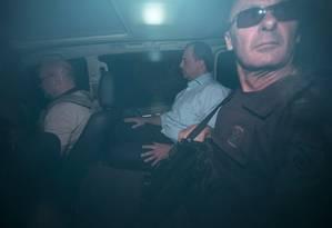 O ex- governador Sérgio Cabral foi preso na Operação Calicute Foto: Guito Moreto / Agência O Globo 18/11/2016
