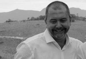 Carlos Miranda, o Carlinhos, dono da LRG, acusada pelo MP de esquentar a propina do esquema Foto: Reprodução