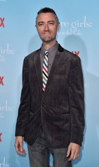 O ator Sean Gunn, intérprete de Kirk Alberto E. Rodriguez / AFP